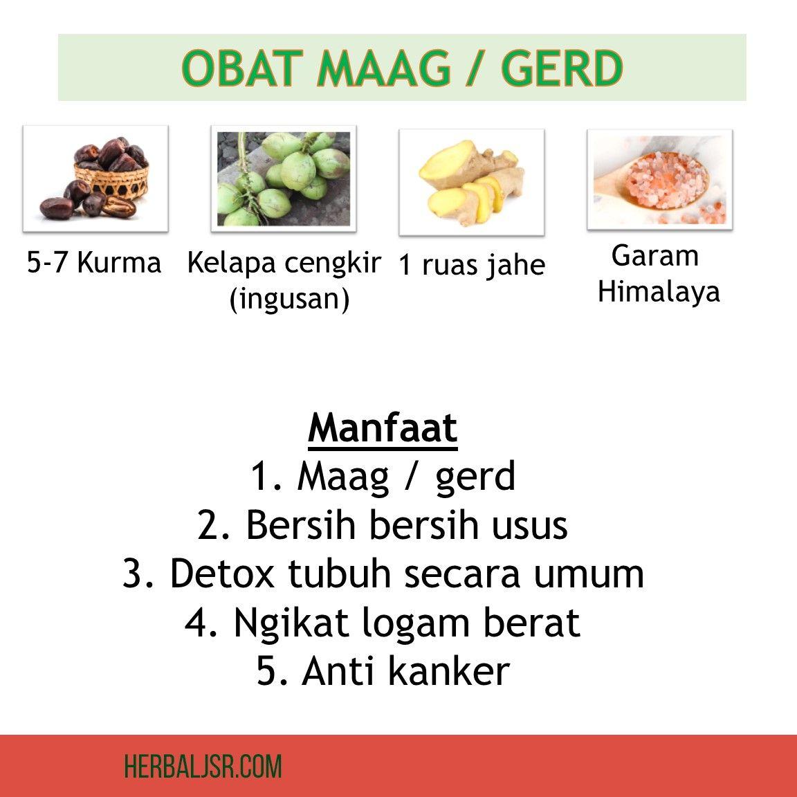 Resep Maag JSR