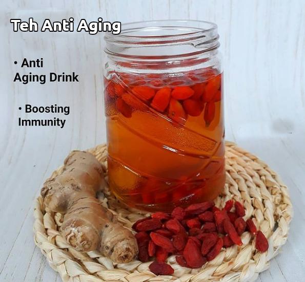 Resep Teh Anti Aging JSR