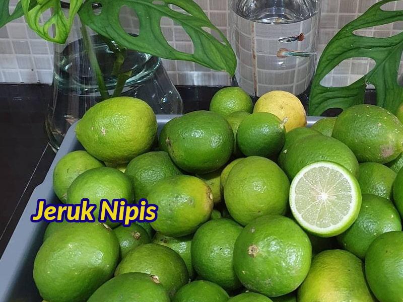 Wedang Jeruk Nipis